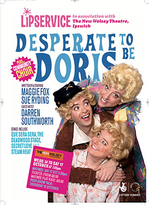 Desperate to be Doris